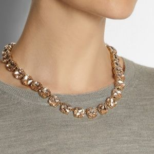 "J Crew ""In The Round"" Statement Necklace"